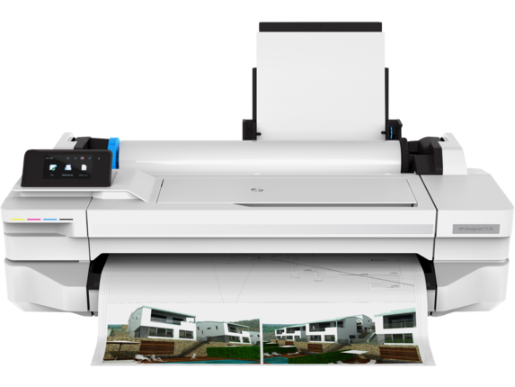 HP Designjet T125 A1+Wi-Fi(5ZY57A)